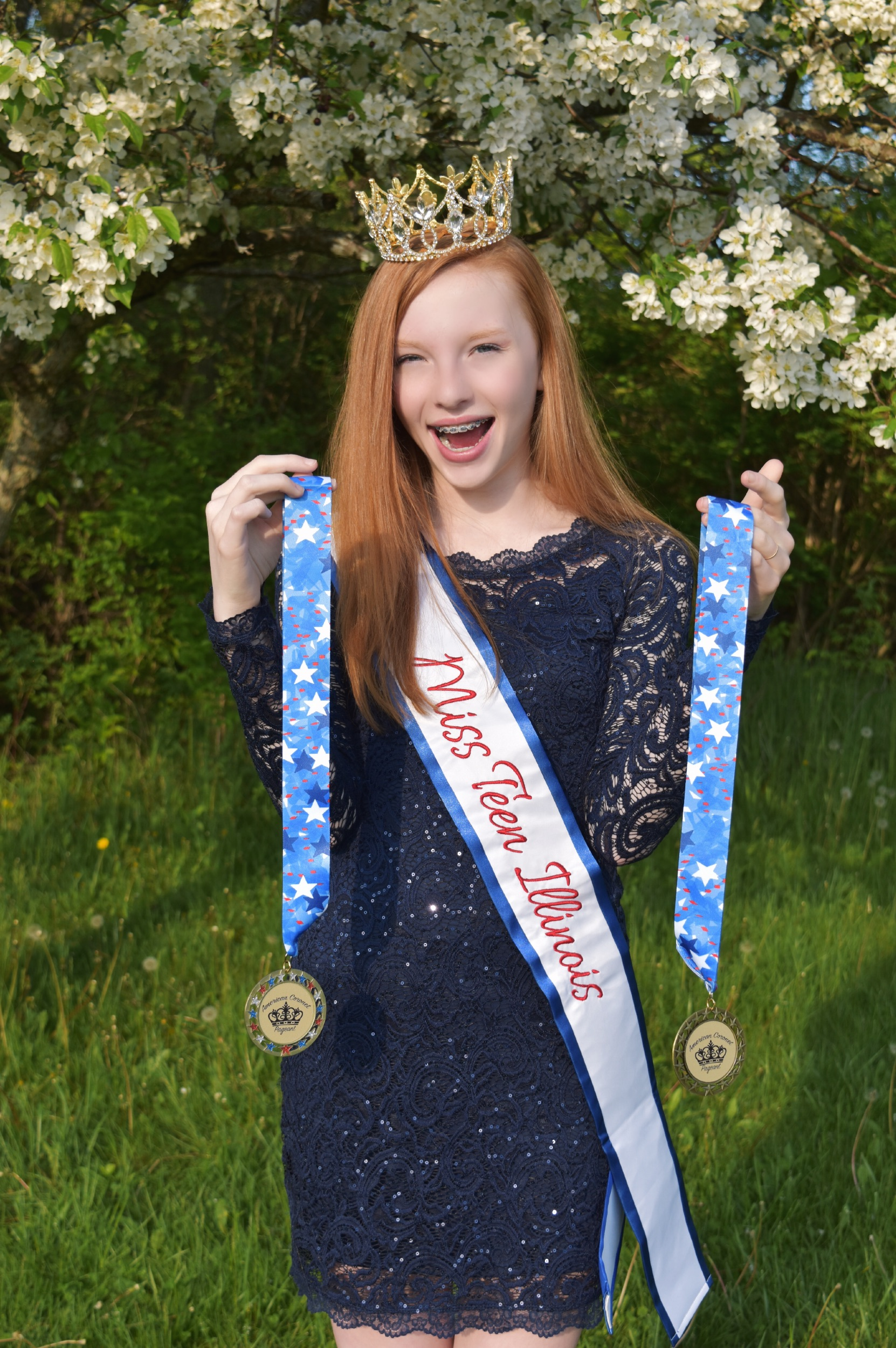 Central Illinois Teen, Chamere Alexander, A Finalist in