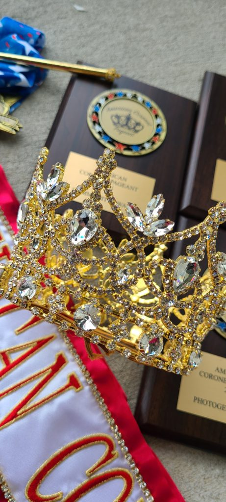 2022 Mrs. American Coronet Unboxing Day - Crown
